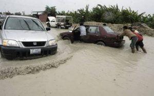 HAITI : URAGANO JEANNE NEL 2004