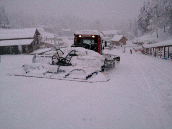 La sila fa il pieno di neve le foto e nel week end si for Meteo san giovanni in fiore