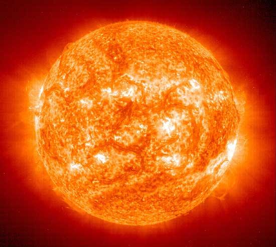 Il futuro dell 39 attivit solare e le relative influenze sul for Immagini sole da colorare