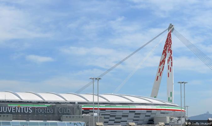 Juve Ecco Il Nuovo Stadio Foto E Video Dell