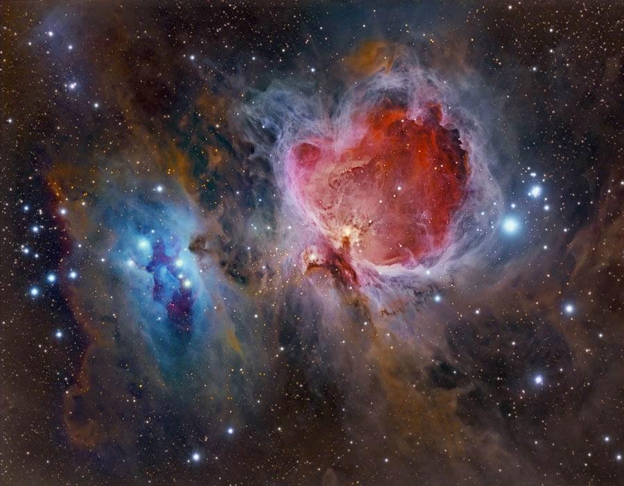 skinit galaxy orion nebula - photo #36