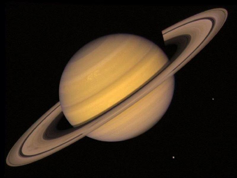 Negli anelli di saturno cè il più importante u201cmuseou201d del sistema