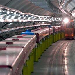 tunnel-cern