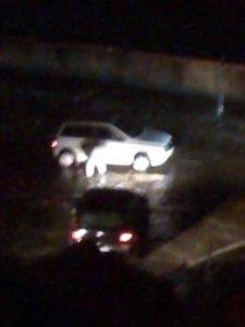 ++ MALTEMPO: FANGO TRAVOLGE UN'AUTO, MORTA GIOVANE ++