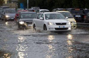 MALTEMPO: NUBIFRAGIO pioggia