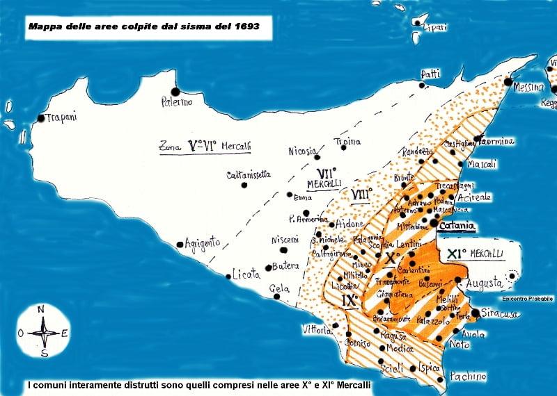 terremoto canicattini bagni METEO WEB - Meteo Web
