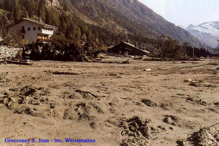 Diario delle alluvioni dell 39 autunno 2000 tra calabria e for Layout della palestra di 2000 piedi quadrati