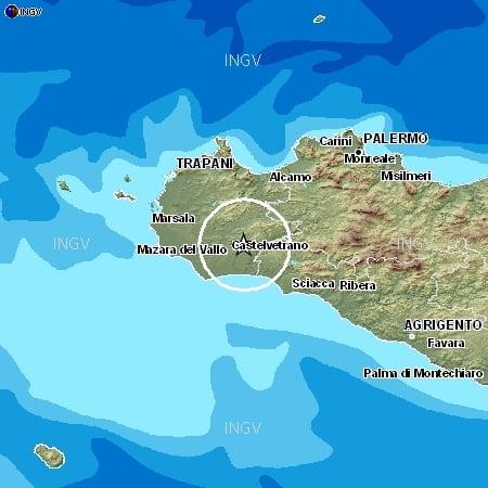 Foto terremoto del belice 2