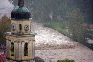 MALTEMPO: BORGHETTO VARA, UN PAESE DI FANGO