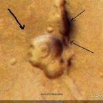 Mahatma Gandhi su Marte