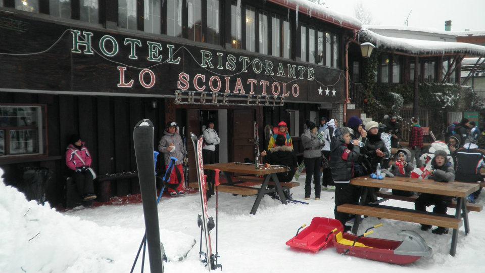 Un santo stefano sulla meravigliosa neve di villaggio for Villaggio palumbo