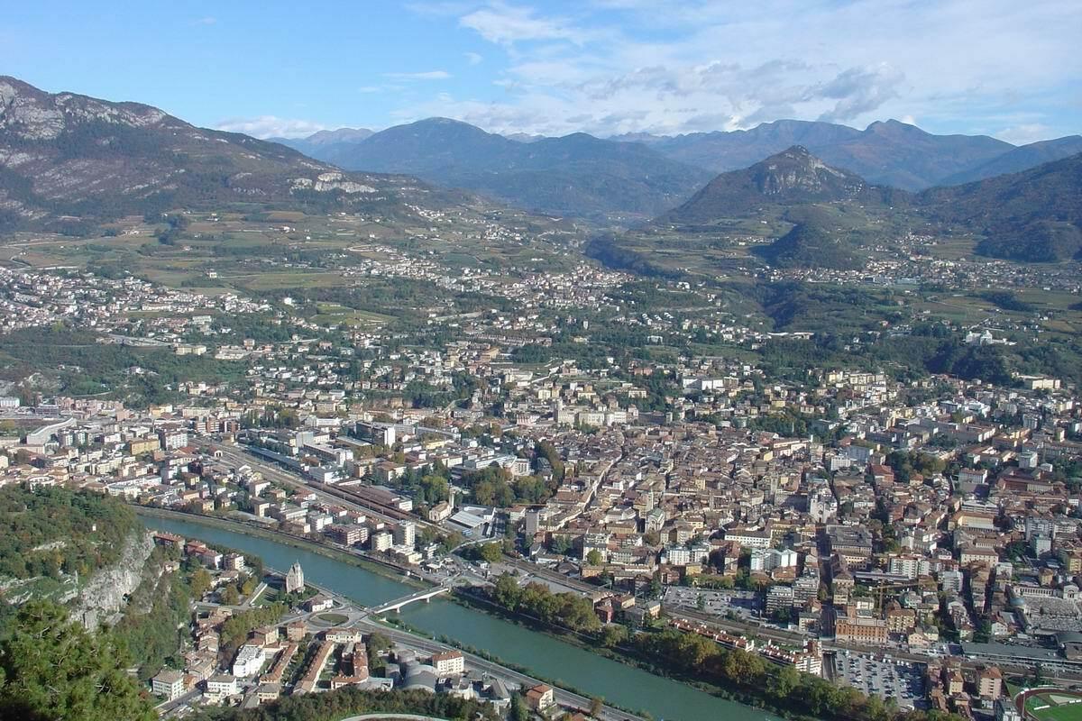 Trento Italy  city photo : Qualità della vita: Trento una delle dieci città più intelligenti ...