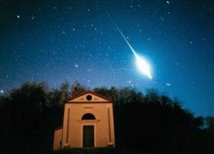 Spettacolare meteora di qualche anno fa
