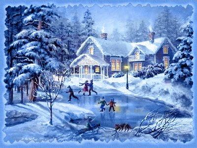 Meteo: sarà l'inverno del centro/sud? Proiezioni accattivanti ...