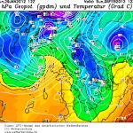 Nel weekend, tra sabato e domenica, tutta l'Italia (anche il sud!) nella morsa del freddo Siberiano con nevicate fin sulle coste delle Regioni meridionali