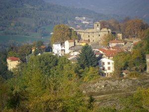 L'epicentro del terremoto di oggi è stato a Corniglio, paese di frane e prosciutti