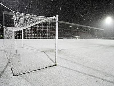 Emergenza Neve Rinviate Cesena Catania Sassuolo Ascoli E