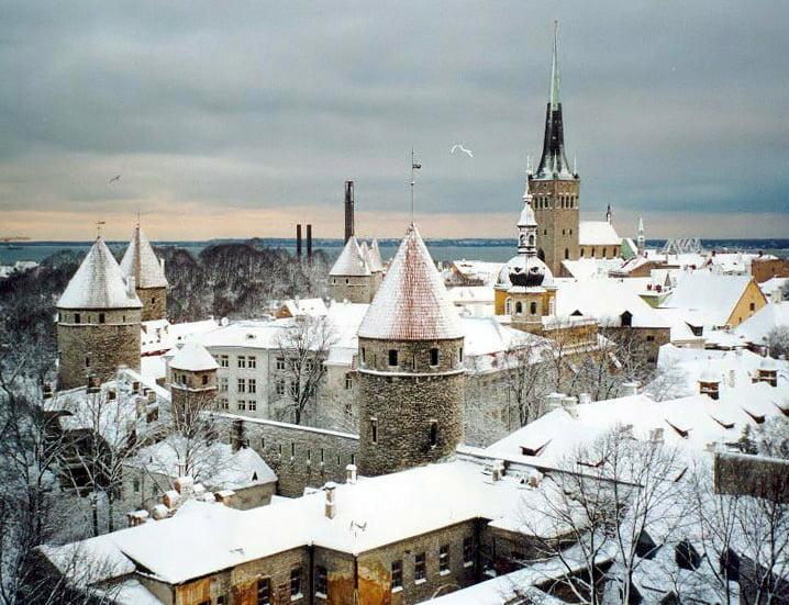 Di colpo piomba l inverno sull Europa centro-orientale e nel nord ... b8cf1275320