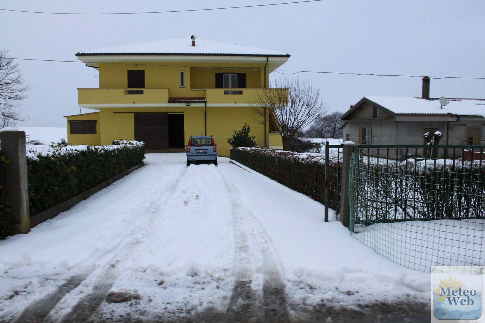 Maltempo le nevicate di oggi nel vibonese foto e video for Il vibonese cronaca di oggi