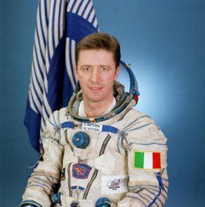 Roberto-Vittori-Astronauta-italiano
