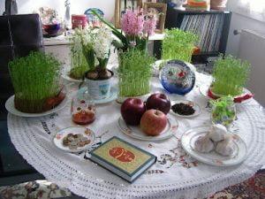 capodanno persiano