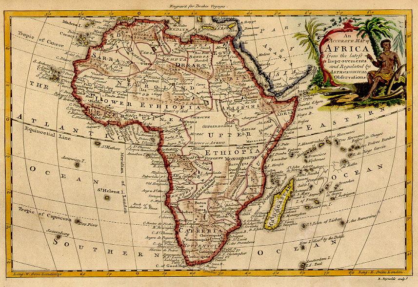 Africa Subsahariana Cartina Fisica.Nelle Donne Europee C E Tracca Di Africa Risale A 11 000