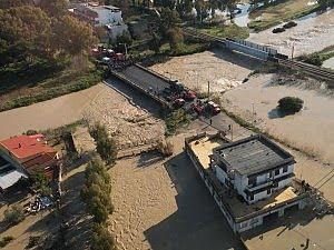 L'alluvione che ha interessato Ginosa marina nel mese di Marzo 2011