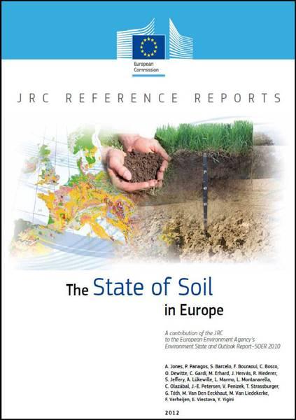 Il suolo europeo troppo sfruttato e contaminato meteo web for Natural resources soil information