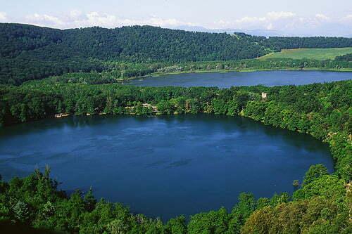 Ambiente i laghi italiani sono troppo inquinati a causa for Disegni di laghi