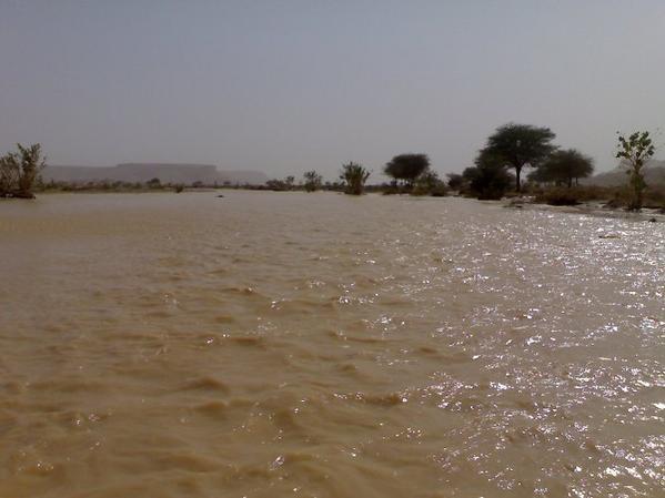 Gravi inondazioni colpiscono l 39 arabia saudita e la for La capitale dell arabia saudita