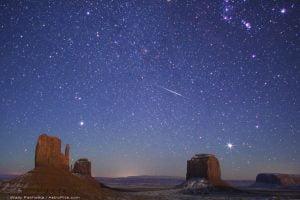 Il cielo stellato