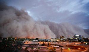 """""""Haboob"""" copre la città di Phoenix"""
