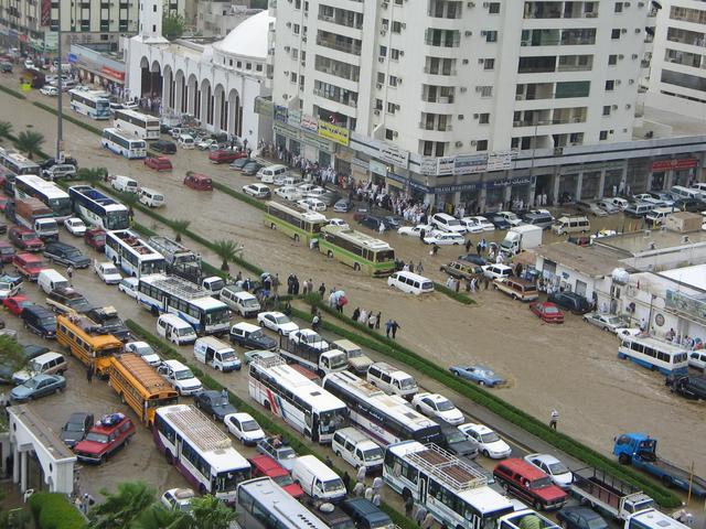 Video Dan Gambar Makkah Banjir 8.05.2014