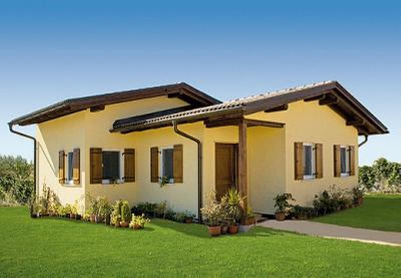 Le case di legno del cnr resistono ai terremoti pi forti for Foto belle case