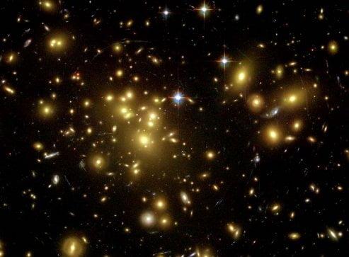 ammasso di galassie