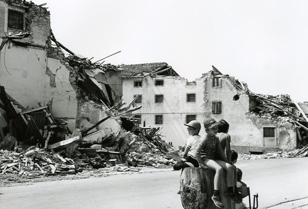 "Gemona: quarantennale del terremoto, dal ""cratere"" 50 proposte"