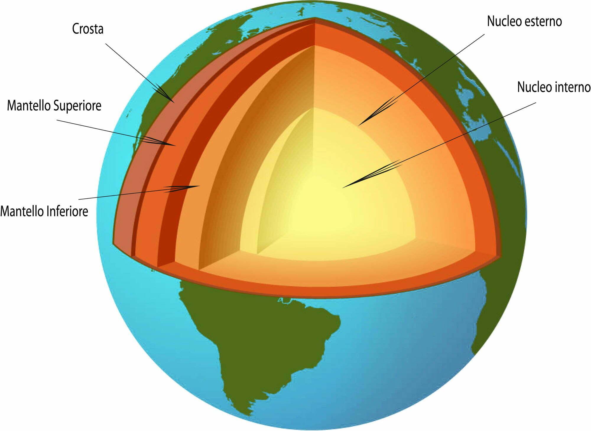 Cintura di fuoco incremento dell 39 attivit geologica o for Hd esterno non rilevato