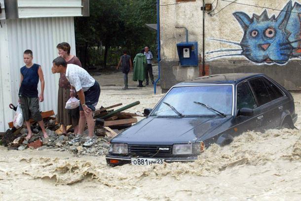 Alluvione in Russia, licenziato il sindaco della città di Krymsk dove sono morte 159 persone - Meteo Web