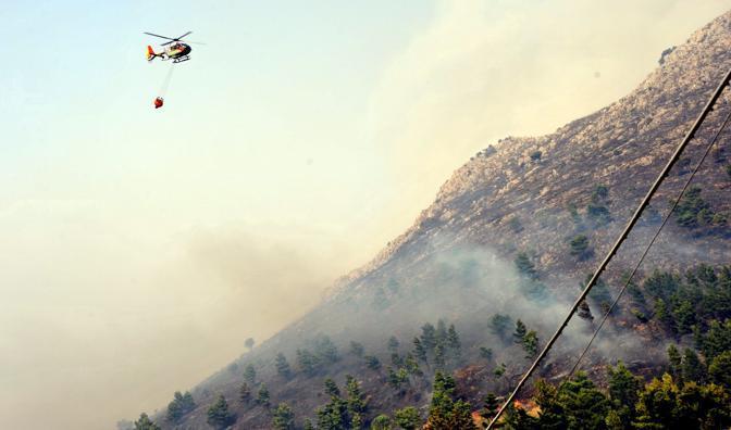 Asl e vigili del fuoco in azione alla Tinaia