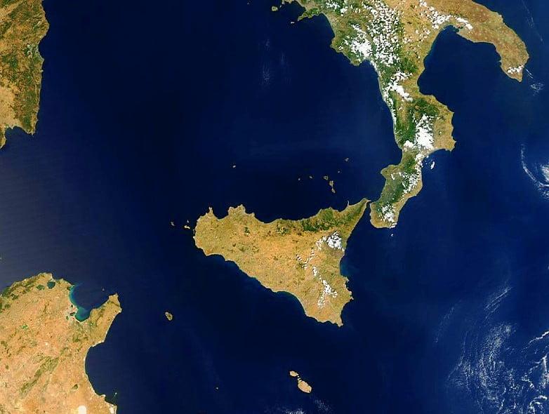 Cartina Sicilia Satellite.Meteo Sicilia Allerta Super Caldo In Arrivo Settimane Tremende Sara Un Agosto Davvero Africano Meteoweb