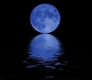 Luna blù