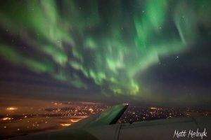 aurore aereo