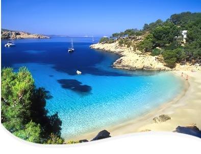 Cartina Spagna Isole Baleari.Le Isole Baleari Clima Temperature E Geografia