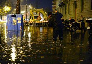 MALTEMPO: FIRENZE; ALLERTA IN CITTA' PER TORRENTE MUGNONE
