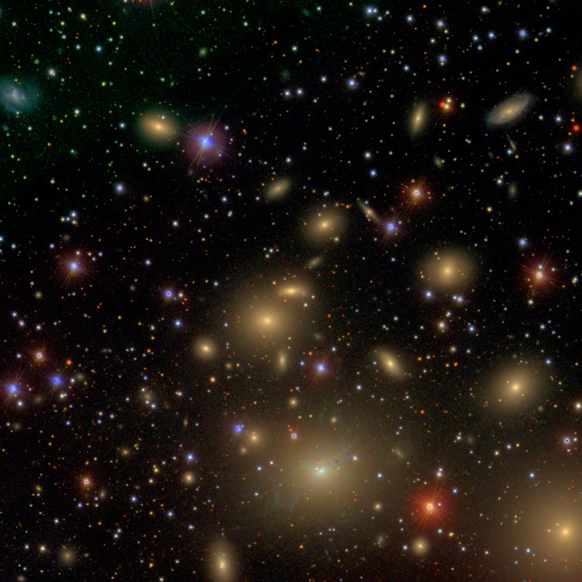Alcune galassie pi antiche di quanto si pensasse si sono for Foto galassie hd