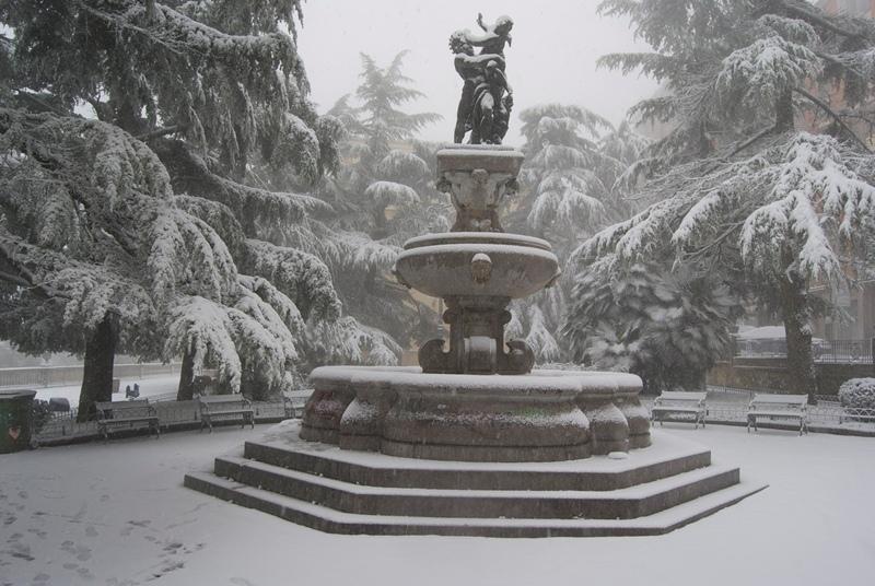 E se a Natale non nevica … è tutta colpa del Movimento!