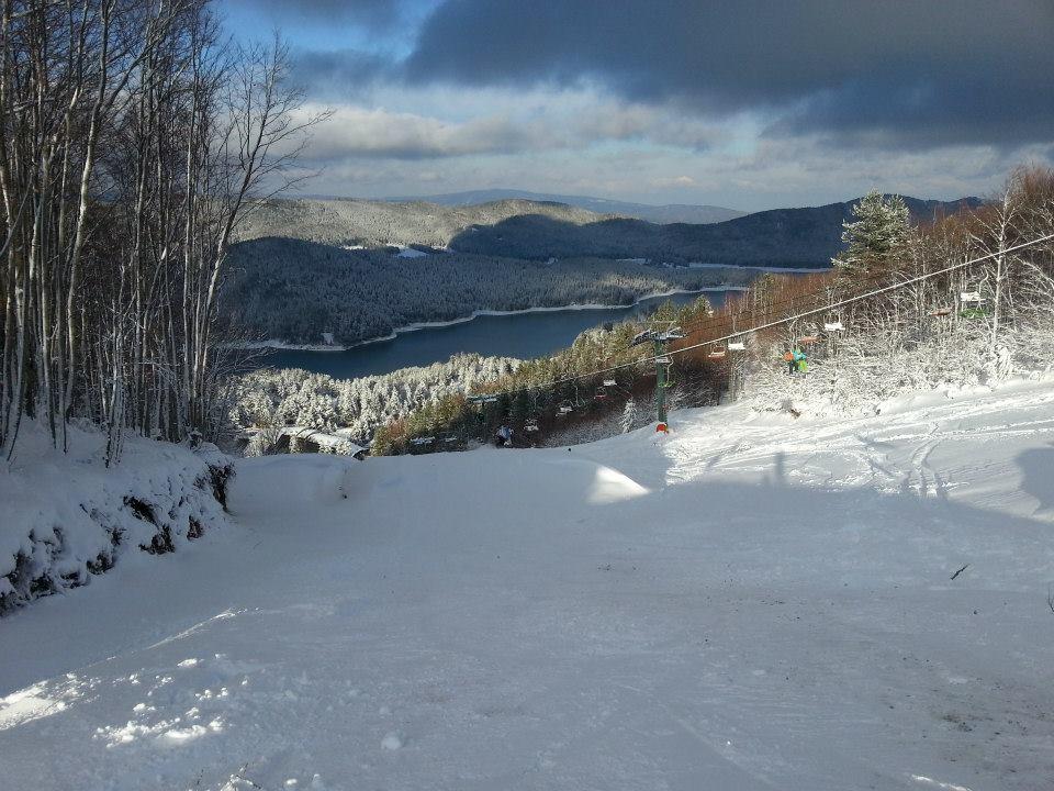 Reportage fotografico la straordinaria neve di villaggio for Villaggio palumbo