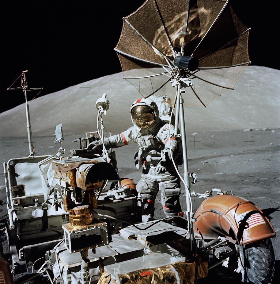 apollo 11 space debris - photo #41