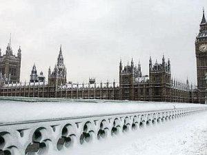 Meteo Regno Unito: allerte neve e gelo per il Burian in arri