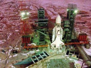 cosmodromo Baikonur